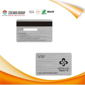 Restaurant Gift Fancy Wholesale Membership Card pictures & photos