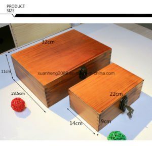 Exclusive Custom Wooden Gift Box pictures & photos