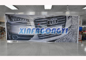 High Quality Advertising Wall Banner, Fabric Backdrop Banner pictures & photos