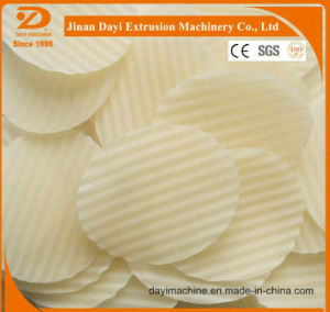 Wheat Flour and Potato Flour Based Chips Extruder pictures & photos
