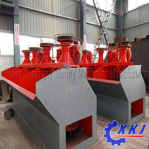 China Factoty Directly Sales Froth Flotation for Zinc Ore Mining Flotation pictures & photos