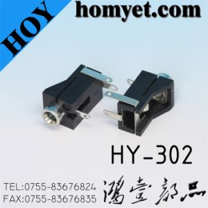 3.5 Mm Phone Socket/Phone Jack (Hy-302) pictures & photos