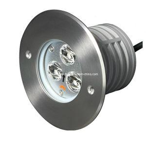 RGB LED Inground Light/LED Underground Light pictures & photos