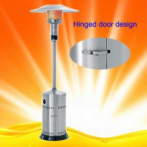 Stainless Steel Outdoor Patio Heater with CE Aga Certificates pictures & photos