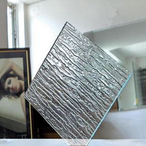 4mm Clear Patterned Glass Window Glassfor The Window pictures & photos