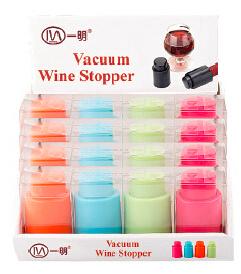 Vacuum Wine Stopper 700055-1p pictures & photos