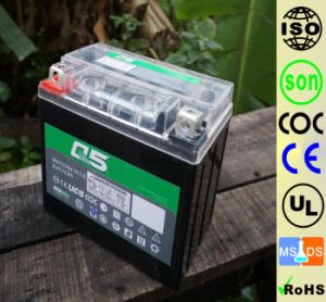 YT7 YT7E(YB7 YB7L 12N7) 12V7AH High Starting Performance AGM Sealed maintenance free lead acid motorcycle battery pictures & photos