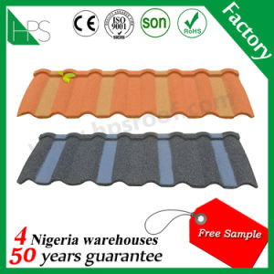 Heat Resistant Building Material Corrugated Metal Roofing Sheet Tilesroofing Aluminum Sheets Flat Roof House Designs pictures & photos