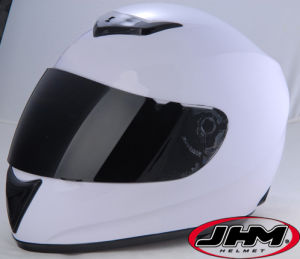 Motorcycle Helmet (ST-822 white)