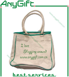 Canvas Shopping Bag with Customized Logo 20 pictures & photos