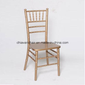 Brown Solid Wood Banquet Chiavari Ballroom Chair pictures & photos