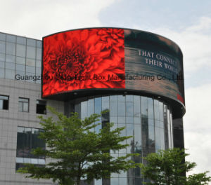 P10 Front Maintenance Advertising LED Display pictures & photos