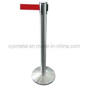 Stainless Steel Retractable Belt Stanchion pictures & photos
