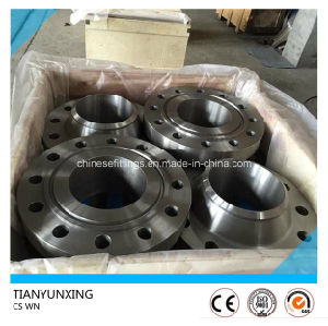 ASME Forged Rj Carbon Steel Weld Neck Flange pictures & photos