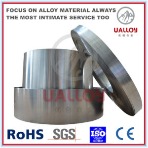 Ualloy Good Surface Nichrome Strip Ni80 for Heating Elements pictures & photos