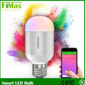 Lifesmart LED Bulb Operated by APP with 16 Million Colors