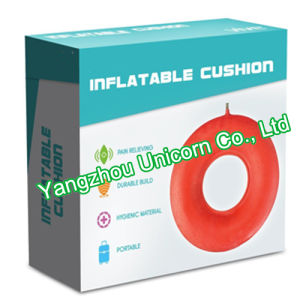Bed Wheelchair Pressure Treatment Ring Bedsore Medical Air Inflatable Cushion pictures & photos
