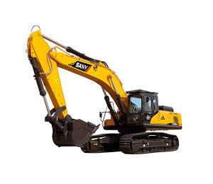 Sy465 Dynamic Control Hydraulic Crawler Excavator