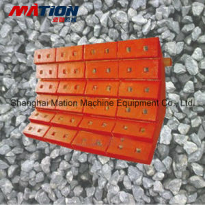Wear Resistant Blow Bar for Impact Crusher pictures & photos