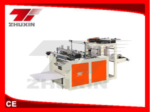 Computer Heat-Sealing/Heat-Cutting Bag Making Machine (DFR-500-1000) pictures & photos