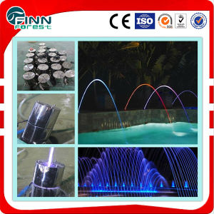 Laminar Jet Fountain Nozzle Garden Fountain /Outdor Music Fountain Decoration Nozzle pictures & photos