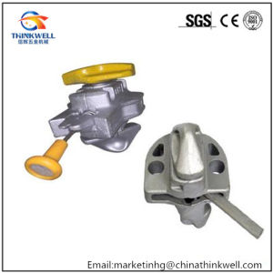 Fittings Manual Twistlock and Semi Automatic for Container pictures & photos