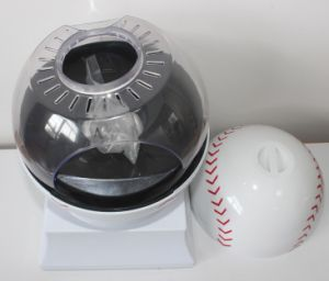 Square Baseball Popcorn Maker