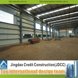 Low Cost Prefabricated Light Steel Structures pictures & photos