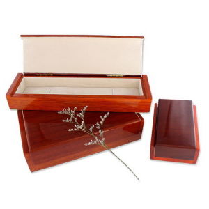 2015 Fashion Luxury Wooden Jewelry Box (WO-39)