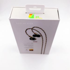 High Quality Paper Packing Gift Box with plastic Hang pictures & photos