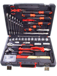 Hot Selling-High Quality 69 Piece 1/4 Inch Drive Tool Kit pictures & photos