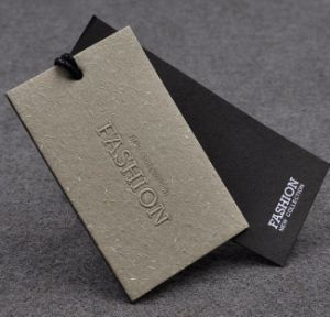 Swing Tag Swing Tickets for Clothes and Garments pictures & photos