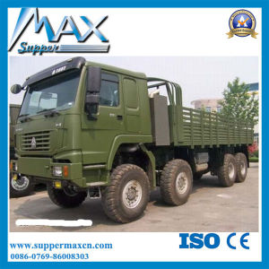 Sinotruk 12 Wheel 50 Ton HOWO Tipper Truck Mining Dump Truck for Sale pictures & photos
