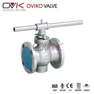 ANSI Wafer Segment Steel V Type Ball Valve