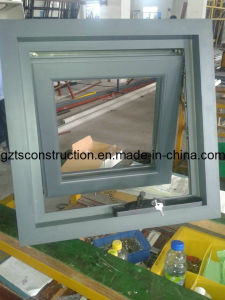 Australia Standard AS/NZS2208 Aluminum Awning Window with Double Glazing pictures & photos