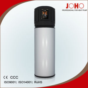 Air Source Heat Pump with CE Certificate (k80/150-JF05I)