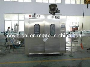 Glass Bottle Filling Machine, Vacuum Filling Machine, Soft Drink Machine pictures & photos