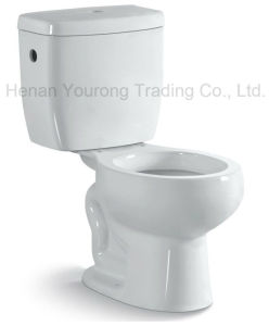 Siphonic Two-Piece Sanitary Ware (No. YR8)