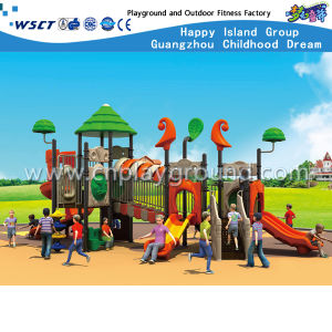 Kids Outdoor Play Equipment Slide Playground Hc-Tsg006 pictures & photos