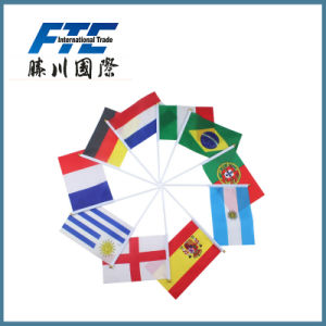 Hot Selling National Flag with Polyester Fabric pictures & photos