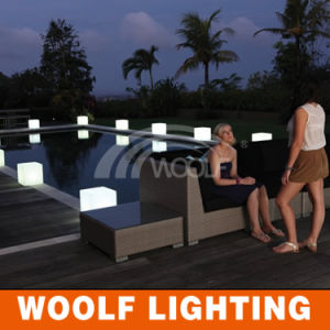New Designs Outdoor Waterproof LED Solar Energy Light Stone pictures & photos
