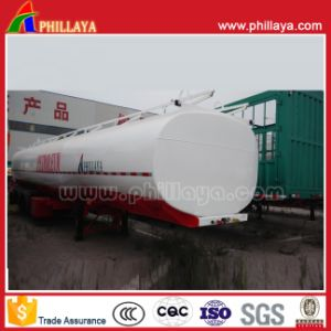 Crude Oil Petrol Storage Tank Truck Semi Fuel Tanker Trailer pictures & photos