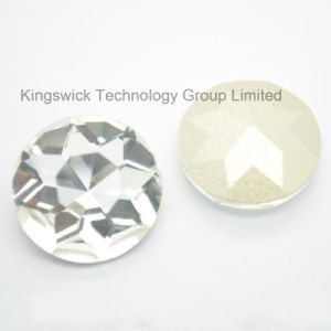 Diamond Round Crystal Glass Bead for Jewelry Making pictures & photos
