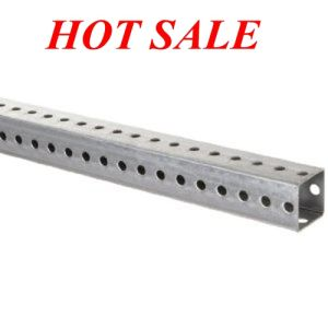 Perforated Steel Square Sign Posts for Sale