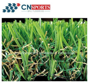 Garden Synthetic Artificial Grass Turf for Home Decoration, Landscaping pictures & photos