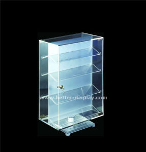 Custom Clear Acrylic Power Bank Display Cabient pictures & photos
