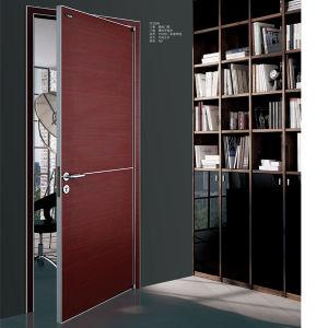 Good Price Wooden Fireproof Door Fire Rate Door pictures & photos