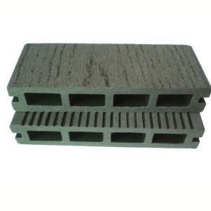 China Outdoor Wood Plastic Composite Flooring WPC Flooring Manufacturer pictures & photos
