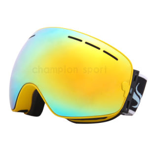 TPU Frame CE 174: 2001 Certificate Snow Goggles pictures & photos