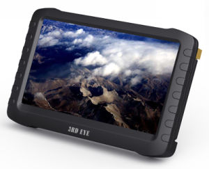 Battery Powered 2.4G/5.8g 5 Inches LCD Display with Wireless Receiver pictures & photos